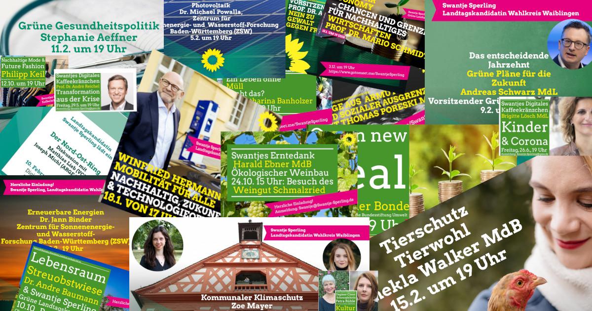 Rückblick auf die Landtagswahl im Wahlkreis Waiblingen