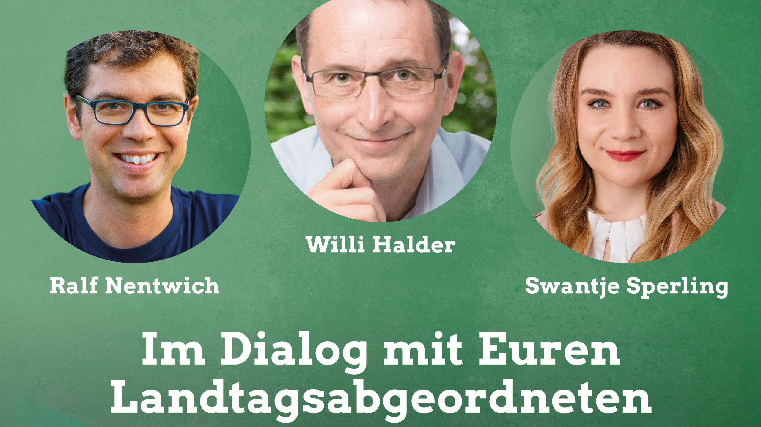 Bericht vom digitalen Grünen Stammtisch April