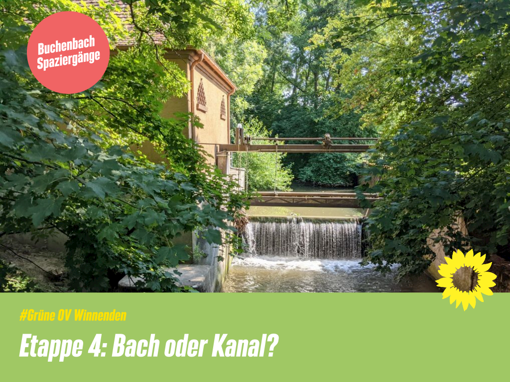 Bach oder Kanal?